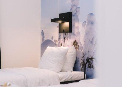 Hotelli Kuohun 2-hengen huone