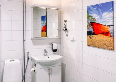 Hotelli Kuohun WC ja suihku